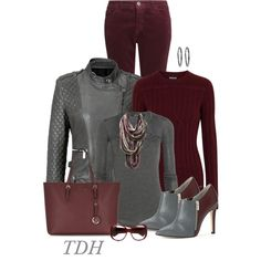 Fall Layers, created by talvadh on Polyvore