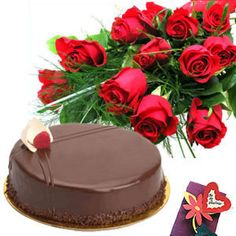 Send Flowers & Cakes Online