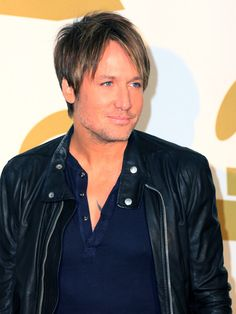 Keith Urban - The GRAMMY Nominations Concert Live!! Countdown To Music's Biggest Night - Press Room