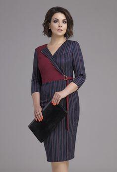 1092d6ca32b Коллекции женской одежды осень-зима 2018-2019 от компании Jerusi.  Белорусская трикотажная одежда