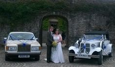 Thank you Joanne for taking the time to review Spirit Wedding Cars, hope you are enjoying married life. 5/5 Star Facebook Review: Thanks for being part of our amazing day! The service was great including an umbrella it made me feel special we had the 4 door Beauford and the Rolls Royce nothing was too much trouble. Joanne. www.spiritweddingcars.co.uk