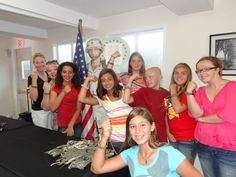 Girl Scouts Create Survival Bracelets to donate to the Troops & First Responders: THANK YOU, La Crescenta Girl Scout Troop 9231 for making more than 50 bracelets as part of Operation Paracord!