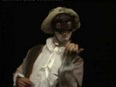 Commedia Dell'arte characters - YouTube