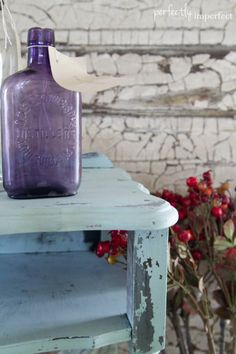 Miss Mustard Seed Milk Paint Contest- Link Party!