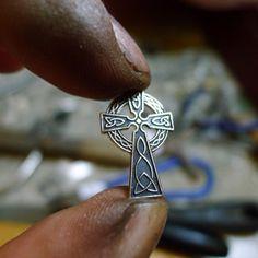 Celtic Cross Pendant Irish Celtic, Celtic Knot, Celtic Crosses, Cross Pendant, Ireland, Jewelry Necklaces, Silver Rings, Beautiful, Celtic Knots