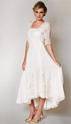 second wedding dresses images