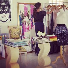 cute office/sewing room..cant wait