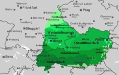 Germany HERE Is a good MAP......SEE NEU-ULM.... STUTTGART