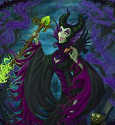 maleficent villain - Google Search