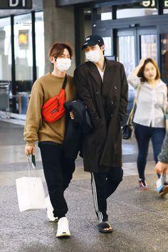 Baekhyun and Sehun