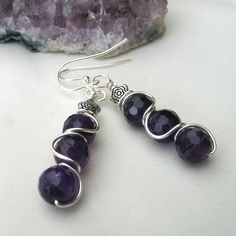 Search results for amethyst glass beads | Craft Juice