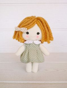 rag doll patterns. by AidaZamora on Etsy