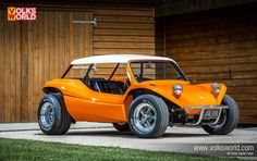 Meyers Manxter Beach Buggy - VolksWorld Magazine