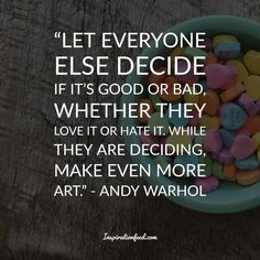 35 Unforgettable Andy Warhol Quotes and Philosophy In Life Andy Warhol Quotes, Everyone Else, Philosophy, Pop Art, Let It Be, Writing, Life, Philosophy Books, Being A Writer