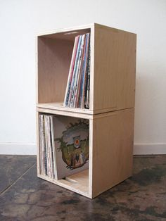 I need this to store dad's old record collection