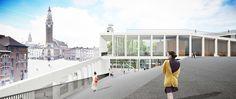 En 2018 débutera un autre Chantier gigantesque! Palais des Congrès, Palais des Beaux-Arts et Palais des Expositions voici les trois bâtiments qui seront en travaux pour aller vers un renouveau afin de renforcer la vocation de pôle métropolitain de Charleroi, la ville doit se doter d'infrastructures de qualité pouvant accueillir des événements d'importance. Cette transformation …