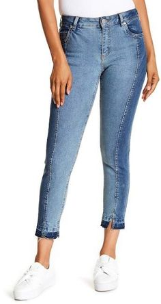 54c00a343bfc Grazer Mid Rise Skinny Jeans