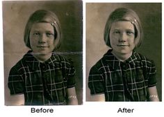 Learn how to deal with specks, discoloration, and creases in antique photos with this tutorial on repairing and retouching an old photo with Photoshop.