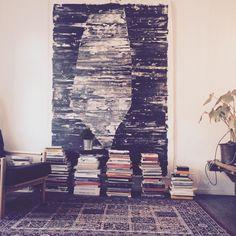 The Rest are Noise N°1, Acrylic on Canvas, 160 cm x 210 cm, #Berlin #FineArt