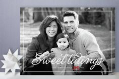 Holiday card ideas from Minted - Sweet Tidings