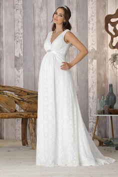 Maternity Wedding dress  Brinkman - BR9196