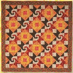 Free Pattern Day !  Autumn Leaves