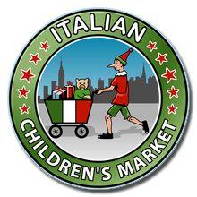 Italian Children's Market... books and gifts in Italian