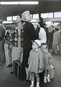 Passagers |¤ Robert Doisneau
