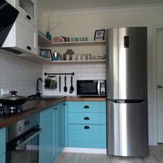 Моя бирюзовая кухня - икеа модульные кухни - запись пользователя (Дизайнер интерьеров) (id1680673) в сообществе Дизайн интерьера - Babyblog.ru