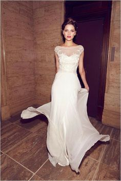 collection of Karen Willis Holmes Wedding Dresses 2014