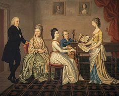 James Erskine, Lord Alva (1722 - 1796) and his family, David Allan, Dated 1780, NG 2690, National Gallery of Art, Scotland