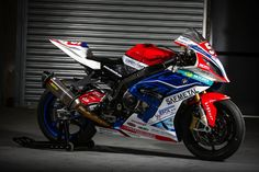GERT56 HMT by RS Speedbikes # 56  Motorcycle: BMW S 1000 RR  Tyres: Pirelli Class: Superstock Team manager: Karsten Wolf (GER)