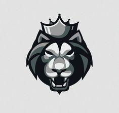Logo and t-shirt prints for Black Lion apparel