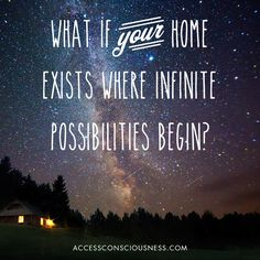 """What if you were your """"Home""""? Than you Gary Douglas for the Home of Infinite Possibilities!! #TTTE #ShannonOHara #GaryDouglas #HomeofInfinitePossibilities"""