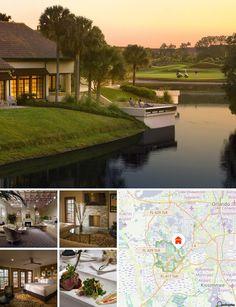 Com um campo de golfe de 45 buracos desenhado por Jack Nicklaus, este estabelecimento trata-se de um resort de golfe de luxo em Orlando. No recinto encontram-se restaurantes, bares e pubs. O resort localiza-se apenas a minutos de todos os principais parques temáticos e atrações. Até aos Universal Studios e o Kennedy Space Center são cerca de 15 e 55 minutos de automóvel, respetivamente.
