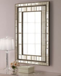 "Possible Mirror for Dining Room - ""Almont"" Mirror @ Neiman Marcus"