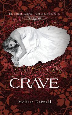 ☆☆½ - Another case of 'beautiful cover, mess inside' Crave is the first in a series I'm not sure I'll be pursuing. If instalove and a plotline reminiscent of Twilight (but with witches and succubi!) sounds up your alley, this might be for you.