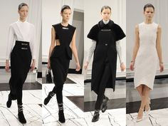 Alexander Wang makes his Balenciaga debut