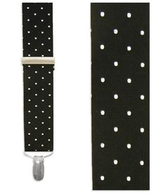 HOT DOTS - Black | Ties, Bow Ties, and Pocket Squares | The Tie Bar
