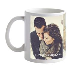 Create a personalized mug from £14.99