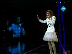 Eurovision 1988 - Céline Dion - Ne partez pas sans moi