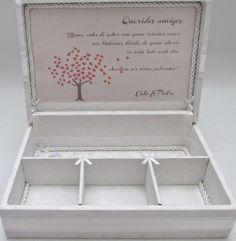 caixa convite padrinhos de casamento - Pesquisa Google
