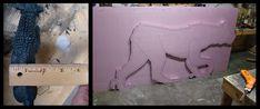 Foam Sculpt and Scale Halloween Monster Props: Tutorial - Blogs - Halloween Forum