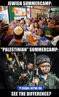 Wake up America. Which group do you want your kids around.