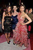 Anne Hathaway, Jessica Biel, and Jennifer Garner at an event for Valentine's Day (2010)