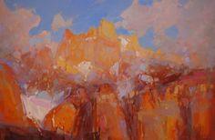 Artist: Vahe Yeremyan Work: Original oil Painting, One of a Kind Medium: Oil on…