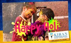 Happy Holi from Kiran International