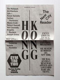 designeverywhere:  The New City Reader Hong Kong