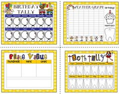 Tally Marks & Graphs