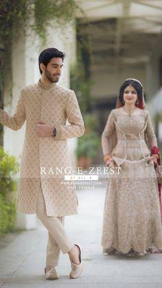 Mens Wedding Wear Indian, Sherwani For Men Wedding, Wedding Dresses Men Indian, Sherwani Groom, Punjabi Wedding, Pakistani Bridal, Indian Weddings, Indian Bridal, Vestidos